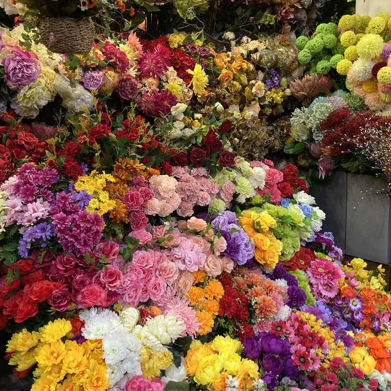 KOREA FLOWERS MARKET 2019 | 1 day trip itinerary, map & gallery