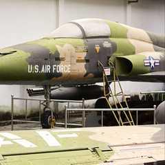 US AF Cessna A-37 Dragonfly