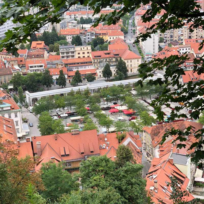 Ljubljana grad