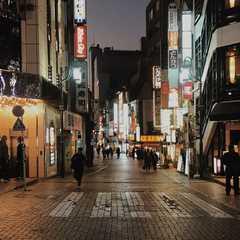 Shibuya - Selected Hoptale Trips