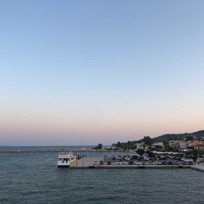 Cruise Terminal Argostoli