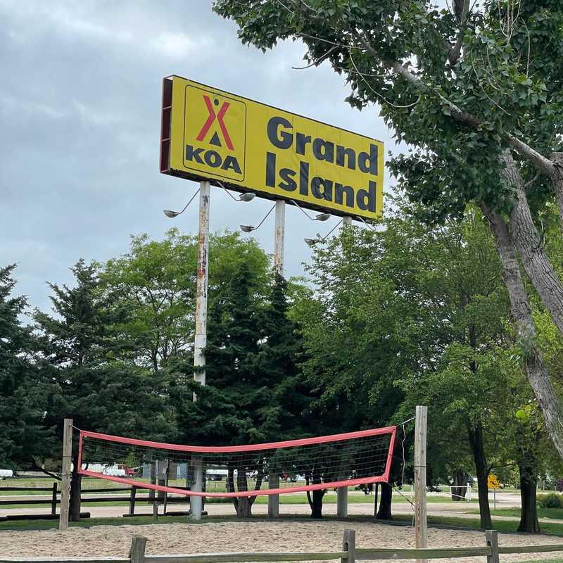 Grand Island KOA Journey