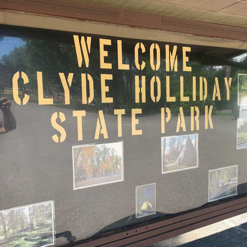 Clyde Holliday State Recreation Site