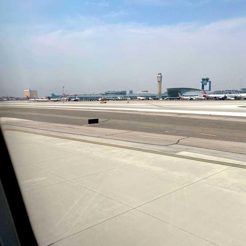 McCarran Airport Terminal 3 (Departure Level)