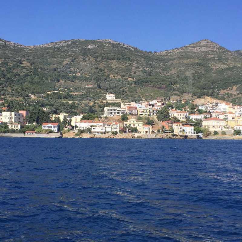 Vathy Port