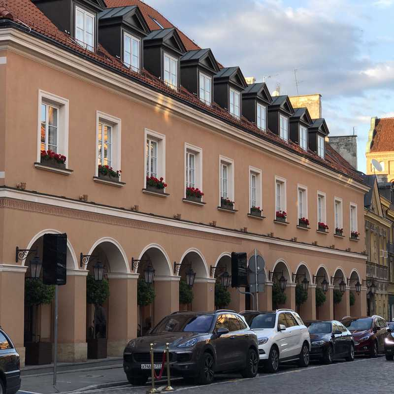 Trip Blog Post by @ASHIYK: POLAND  MAMAISON HOTEL LE REGINA WARSAW 2017 | 2 days in Jul (itinerary, map & gallery)
