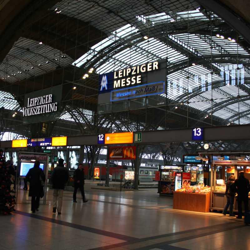 Liepziger Stadwerke Charging Station