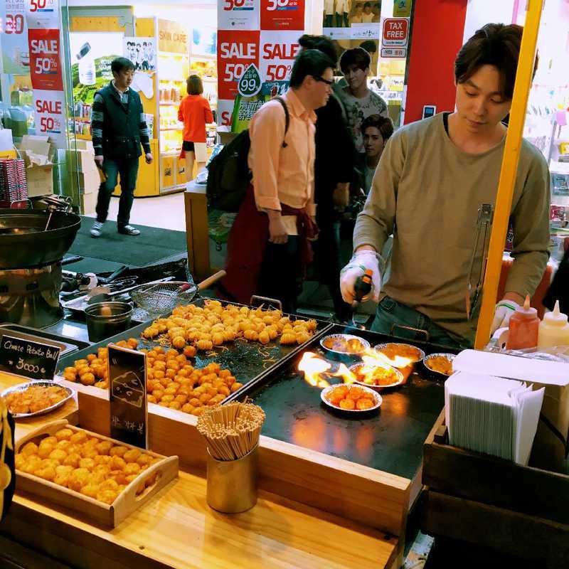 Myeongdong Shopping Street
