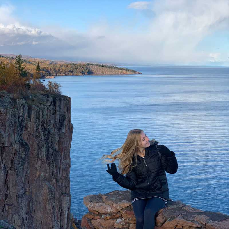 Trip Blog Post by @manoelasartor: Duluth MN | 1 day in Oct (itinerary, map & gallery)