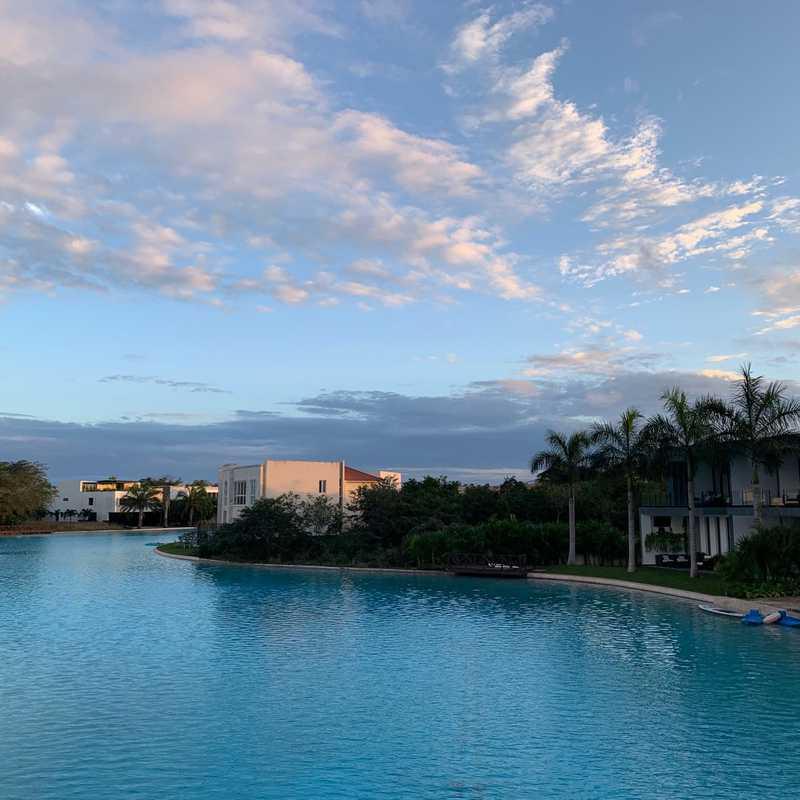 Place / Tourist Attraction: Yucatán Country Club (Mérida, Mexico)