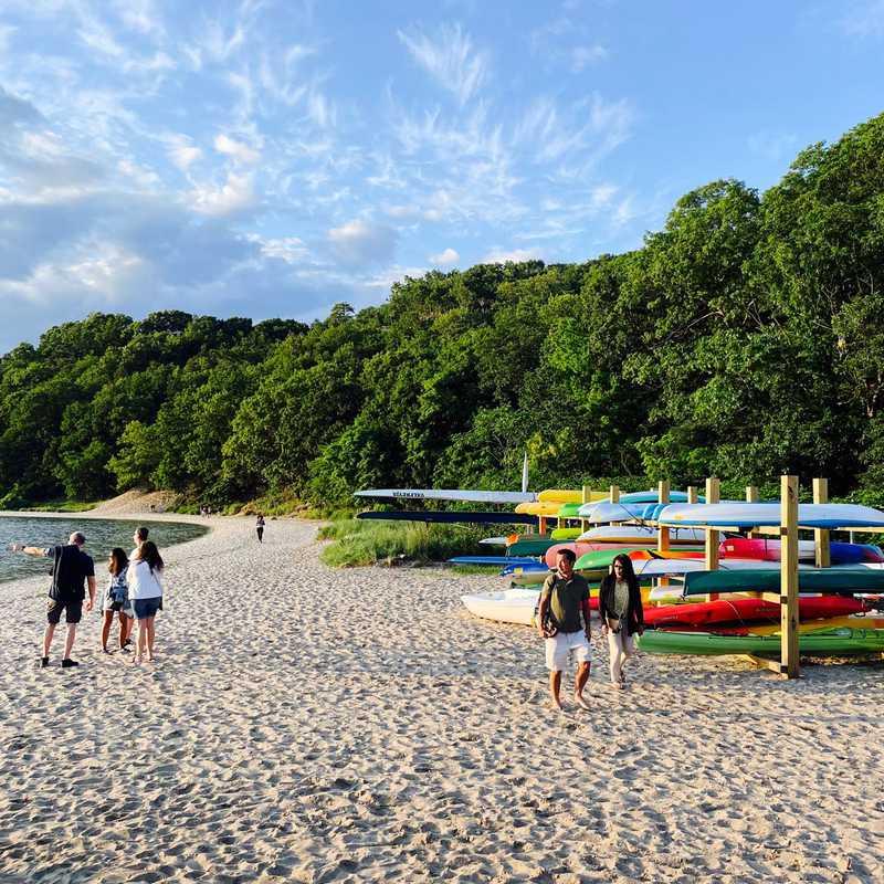 Port Jefferson Public Beach and Dog Park
