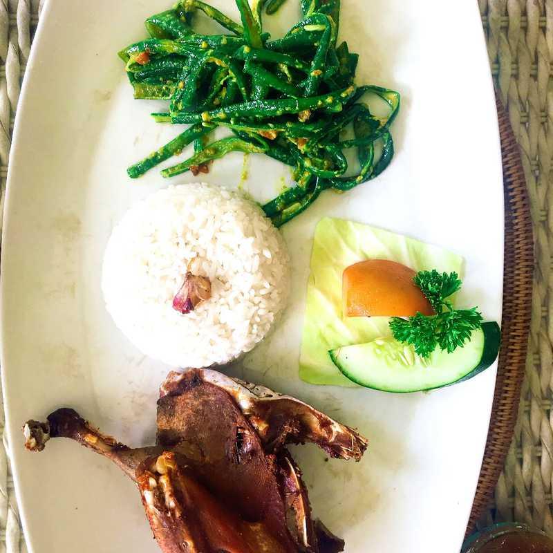Bebek Tepi Sawah Restaurant