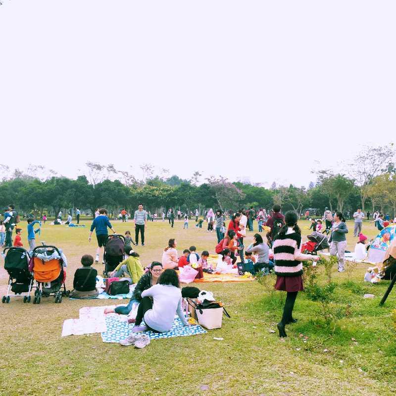 Da'an Forest Park