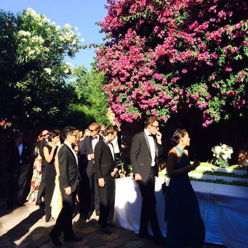 Wedding Ceremony at Argentikon