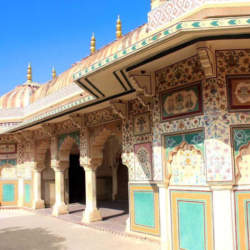 Amber Palace