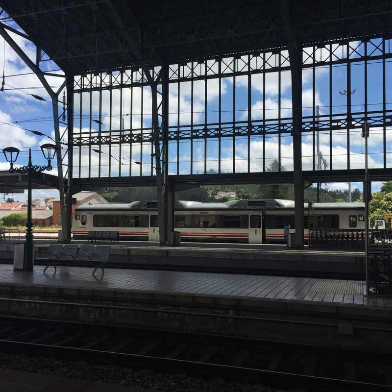 Estación Intermodal de Santiago de Compostela
