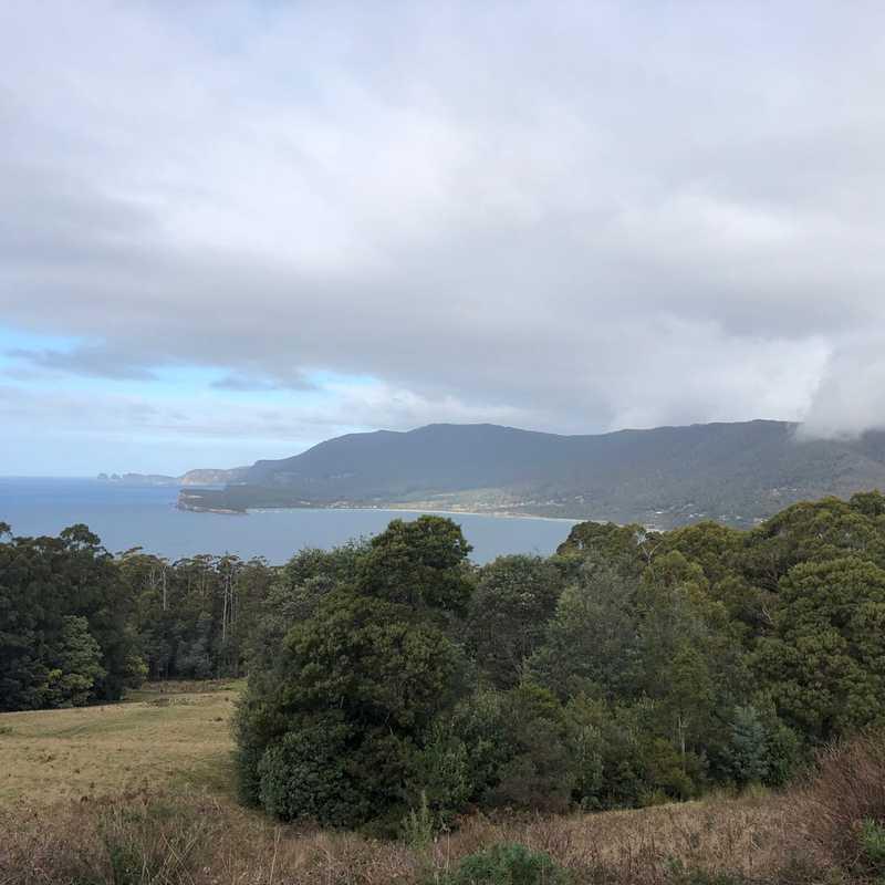Tasman Bay National Park Lookout