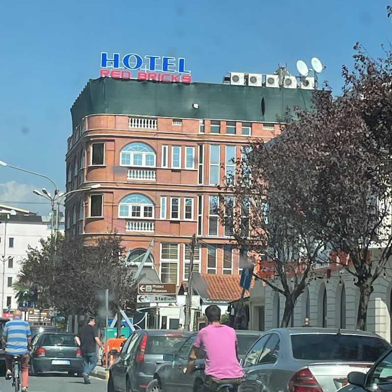 The Red Bricks Hotel