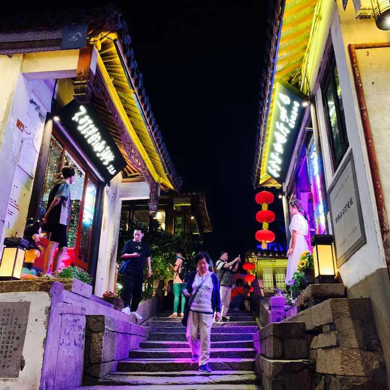 Zhouzhuang Ancient Town