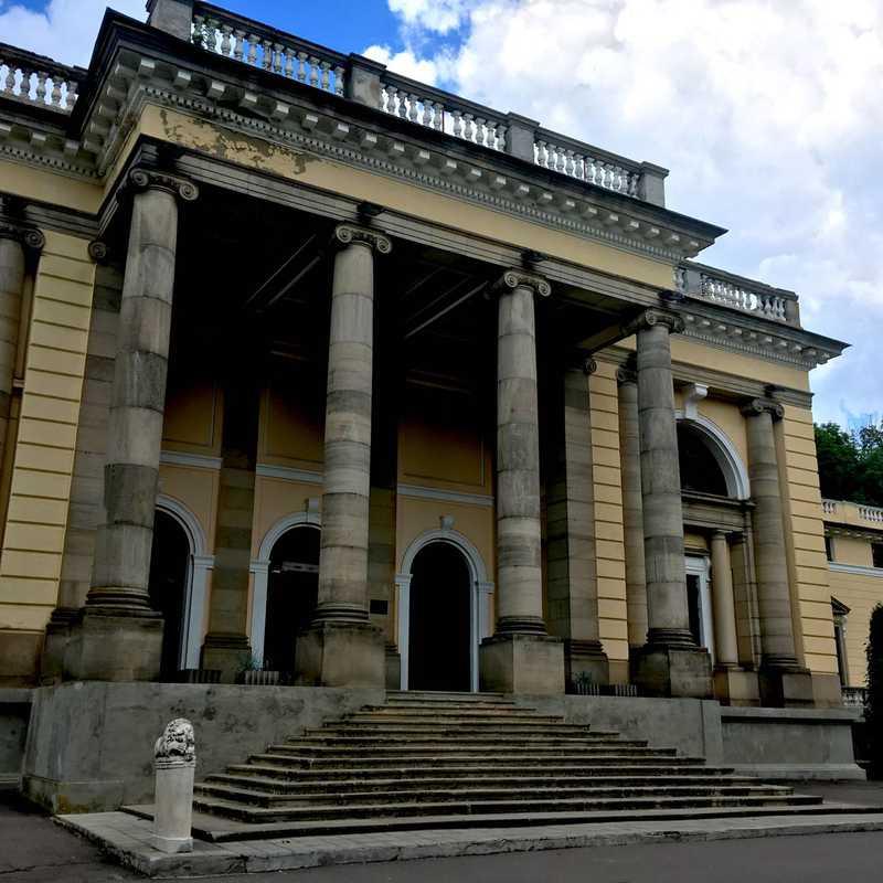 Countess Shcherbatova Palace