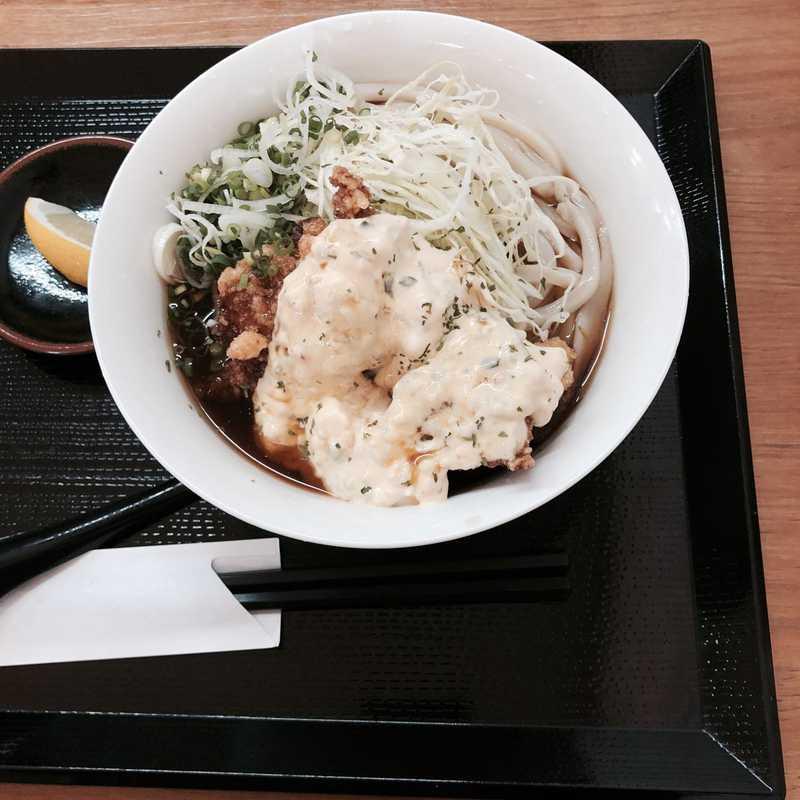 UDON STAND TATSUMI