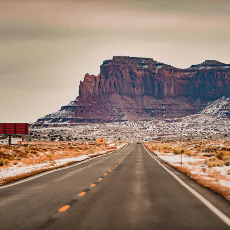 Trip Blog Post by @RoyMrad: NAVAJO COUNTY 🌵🇺🇸 | 2 days in Jan (itinerary, map & gallery)