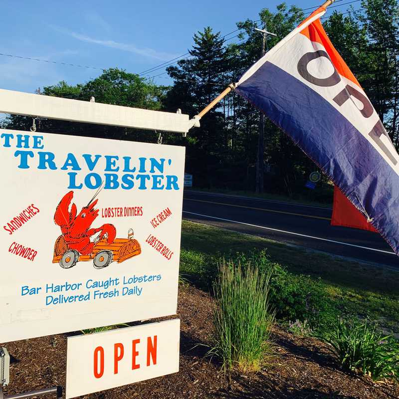 The Travelin Lobster