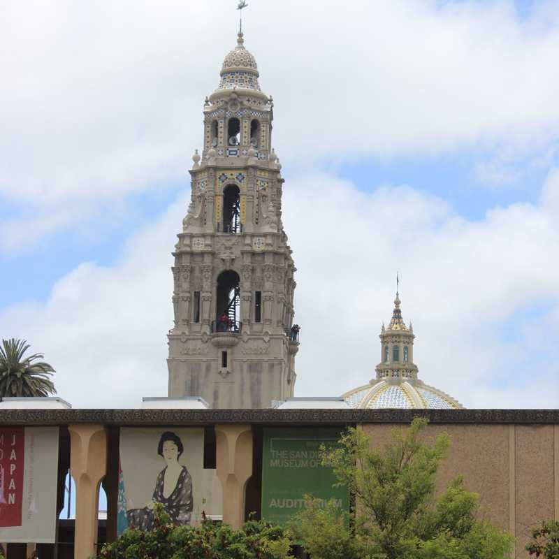 The San Diego Museum of Art
