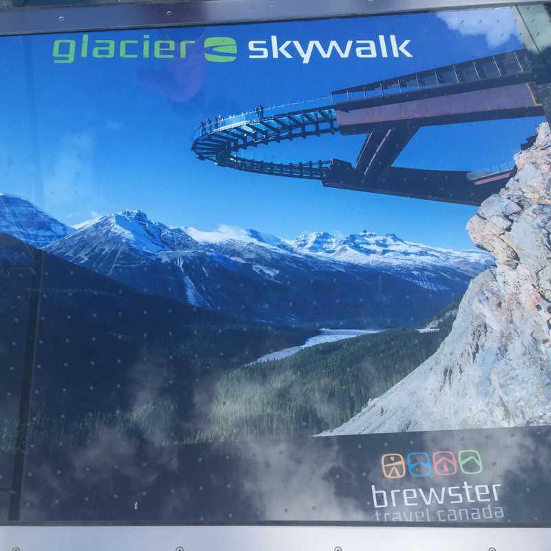 Columbia Icefield Skywalk