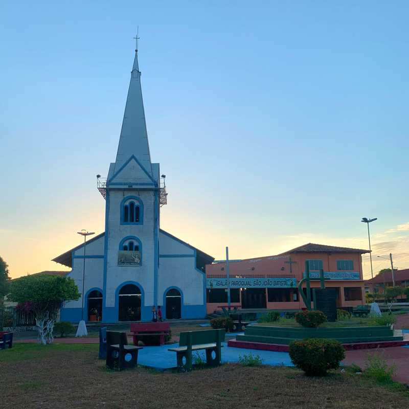 Igreja Matriz de São João Batista.