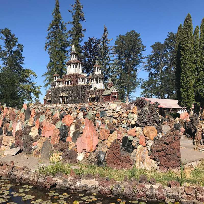 Petersen Rock Garden & Museum