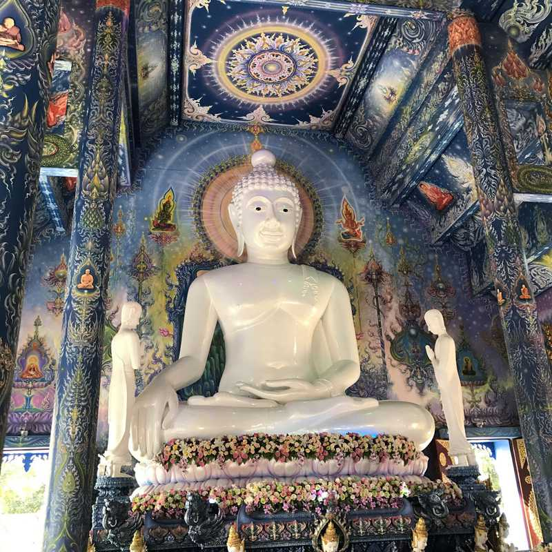 Trip Blog Post by @ASHIYK: THAILAND CHIANG RAI 2017 | 1 day in Jan (itinerary, map & gallery)