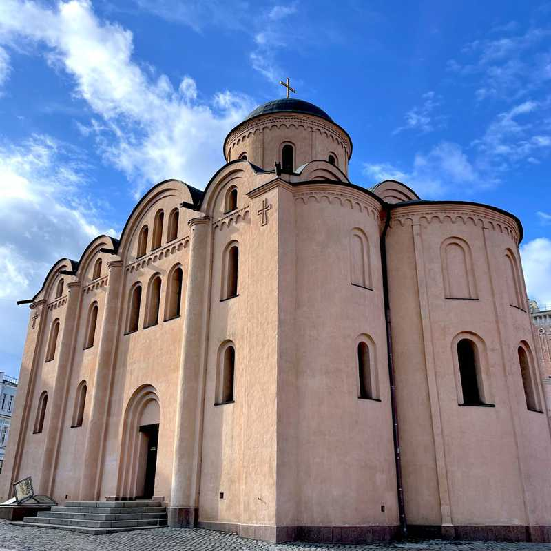 Pyrohoshcha Dormition of the Mother of God Church