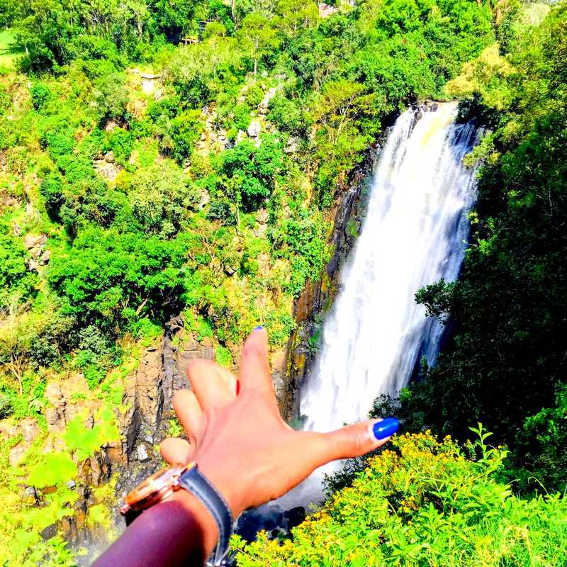 Trip Blog Post by @MissBee: Thomson Falls, Kenya 2020 | 1 day in Mar (itinerary, map & gallery)