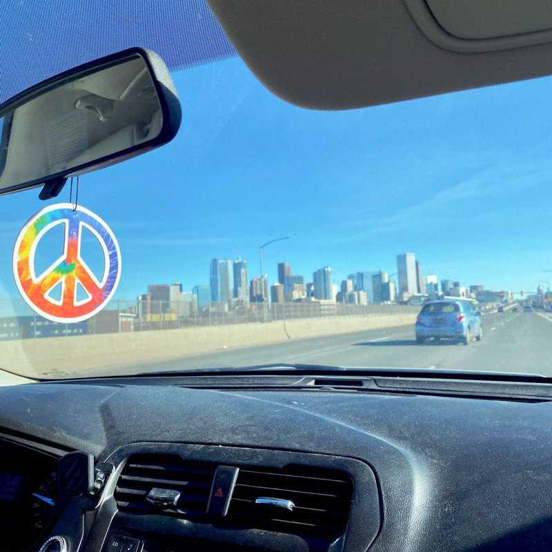 I-25 Downtown Denver