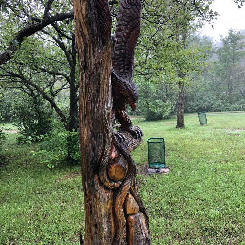 Wood Carving Trail