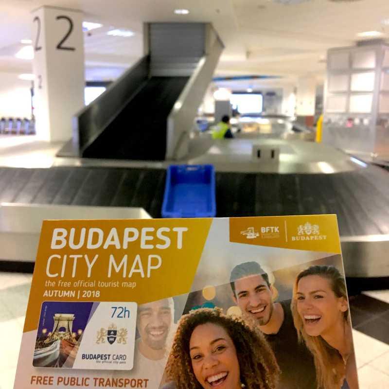 Budapest Airport (BUD)