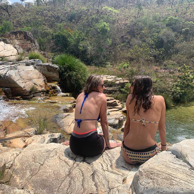 Cachoeira Beija Flor (4x4)