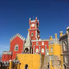 Park and National Palace of Pena   Travel Photos, Ratings & Other Practical Information