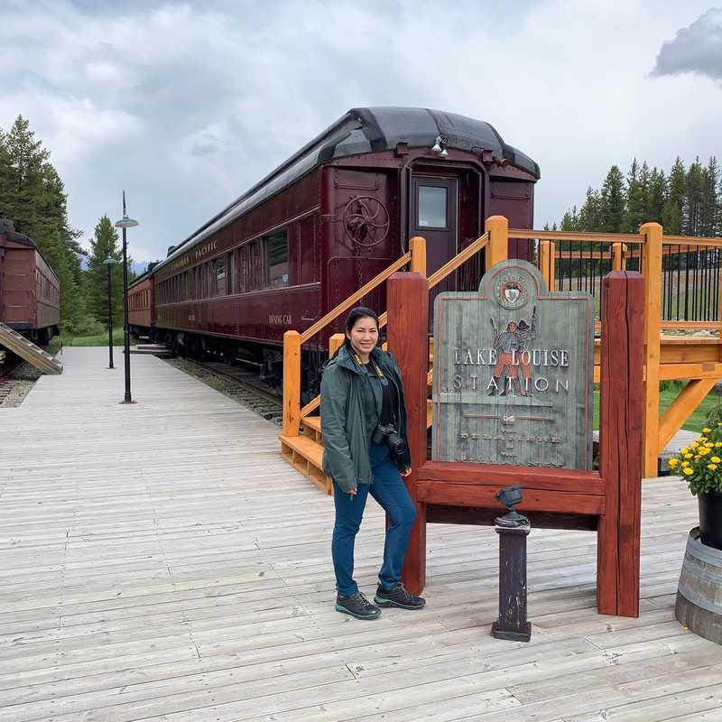 Lake Louise Railway Station & Restaurant