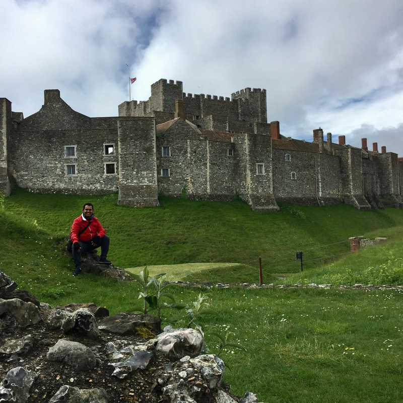 Trip Blog Post by @Marcus: Dover Castle , Kent , England 🏴 | 1 day in May (itinerary, map & gallery)