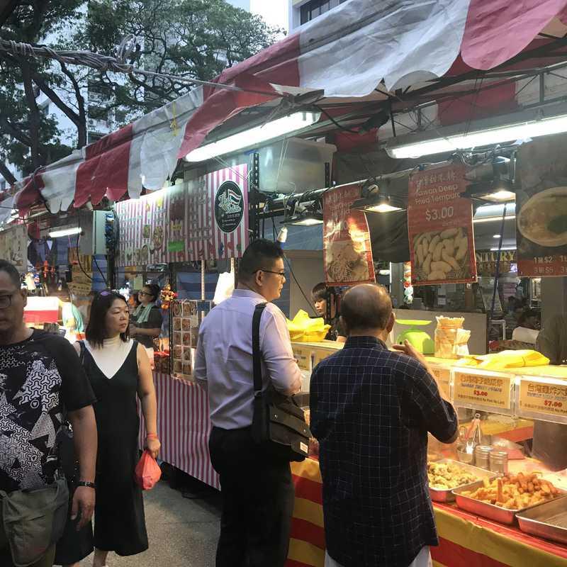 Ghim Moh Road Market & Hawker Centre