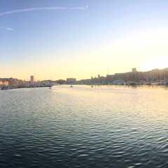Vieux Port à Marseille