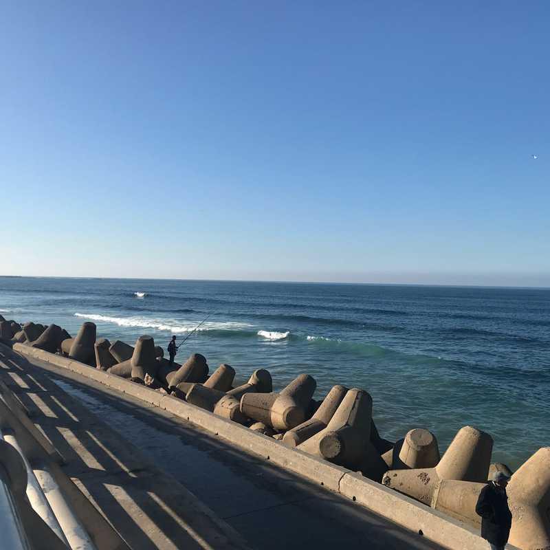 Casablanca Beach - Center