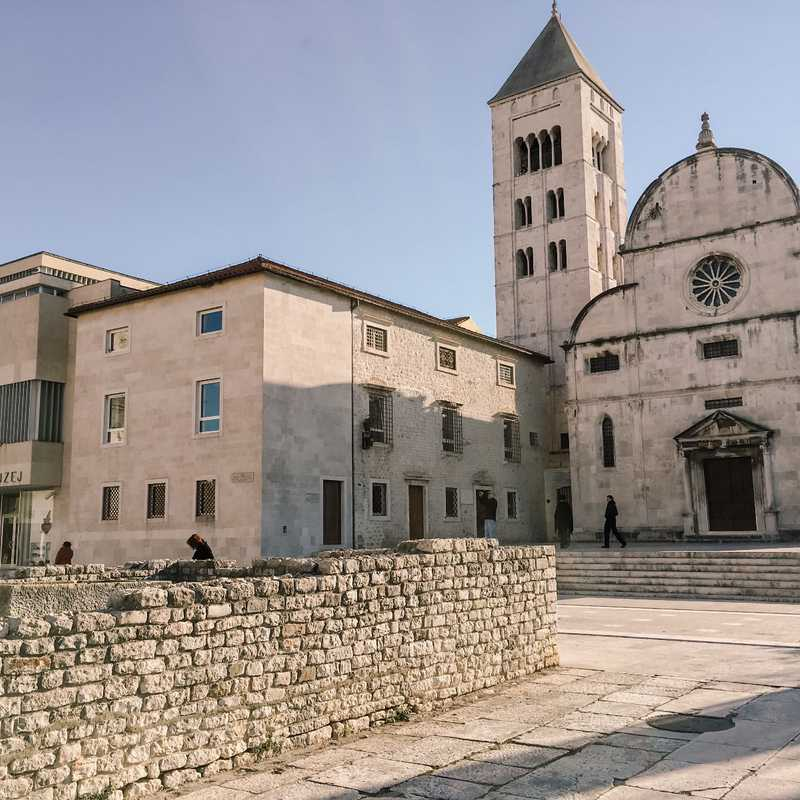 St. Mary's Church, Zadar