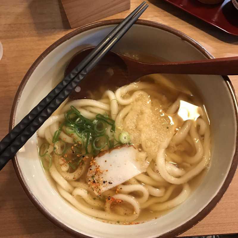 Teuchi-udon Kendonya
