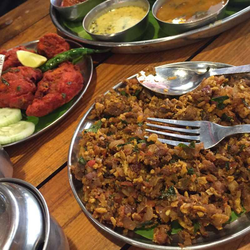 Madurai Canteen