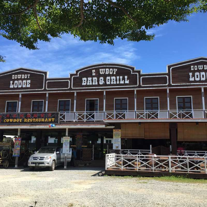 Sabandar Cowboy Town