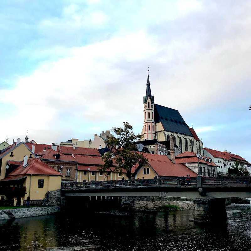Vltava Bridge