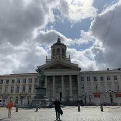 Place Royale Bruxelles